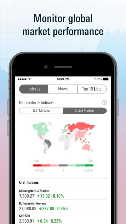 Morningstar for Investors screenshot-5