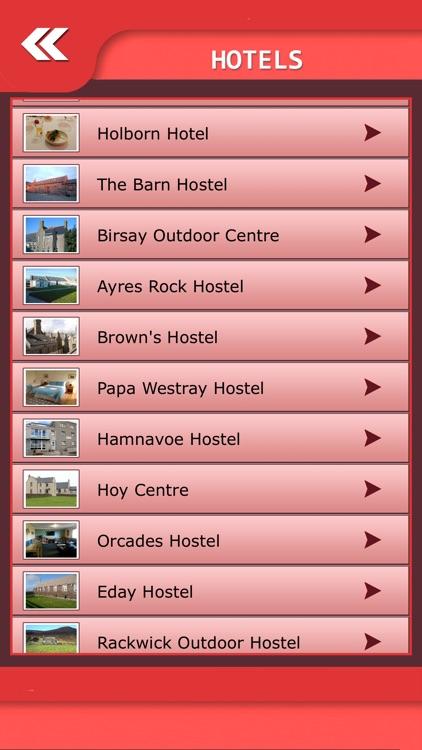 Orkney Island Tourism Guide screenshot-4