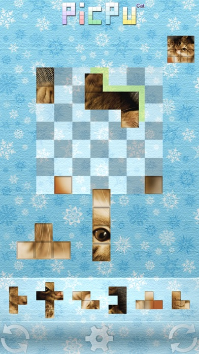 PicPu - Cat Picture Puzzle Screenshots