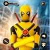 棒人間 デュアル 剣 デッド 英雄 - iPadアプリ