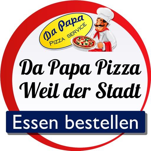 Da Papa Pizza Weil der Stadt
