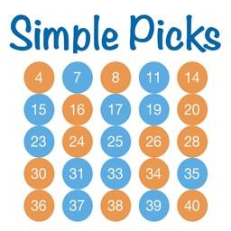 Simple Picks