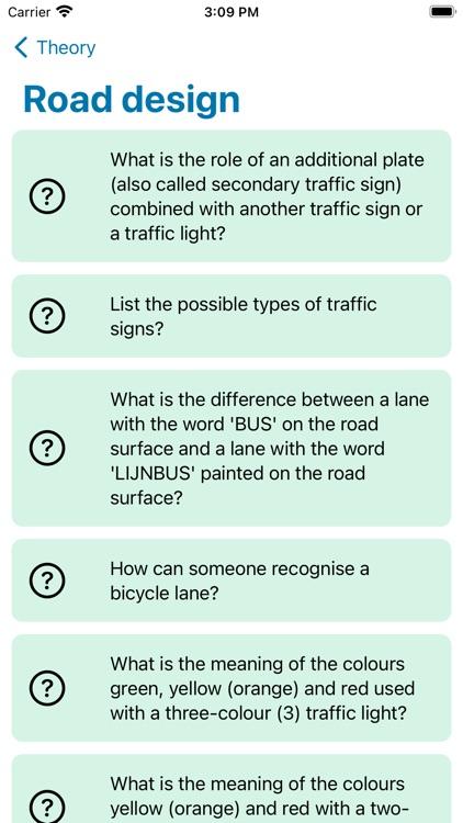 Traffic Lessons screenshot-6