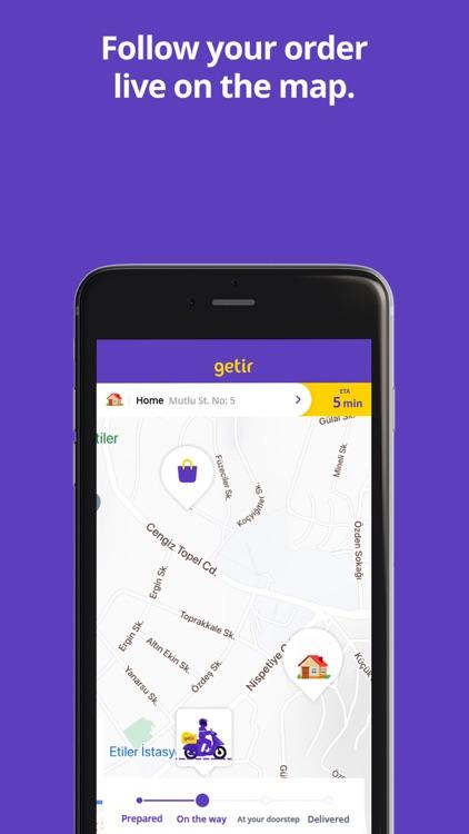 getir: groceries in minutes screenshot-6