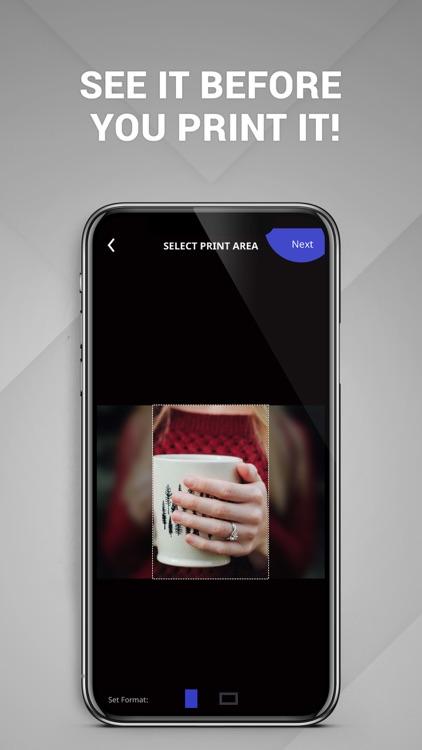 Polaroid Zip screenshot-3