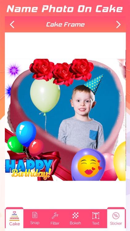 Name Photo On Cake screenshot-4