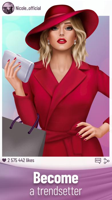 Pocket Styler: Fashion Stars screenshot 1