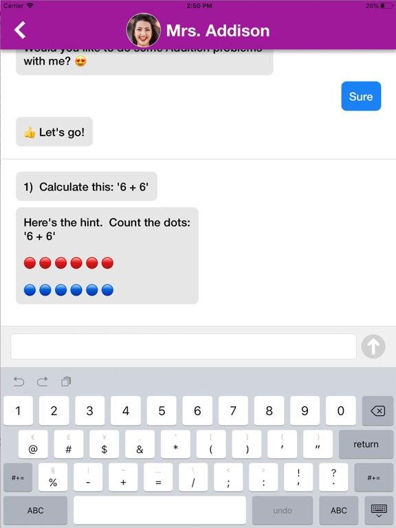 Chatty Math screenshot 7