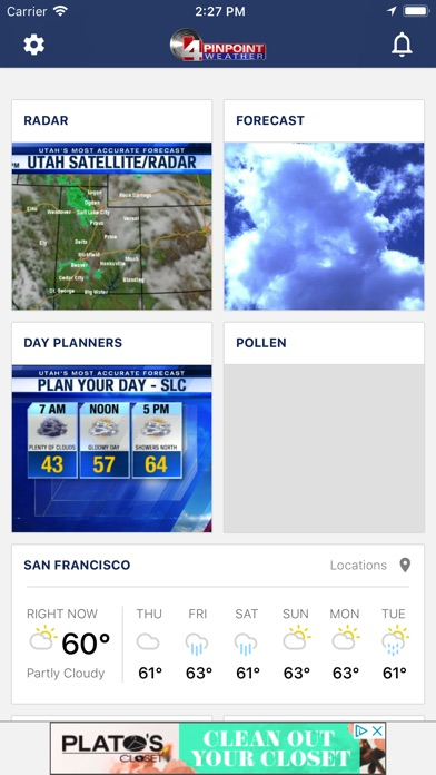 App Shopper: News4Utah Pinpoint Weather (Weather)