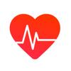 心拍数チェック:脈拍と血圧の測定モニター
