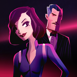 Ícone do app Agent A: O enigma disfarçado