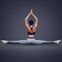 Splits In 30 Days. Stretching