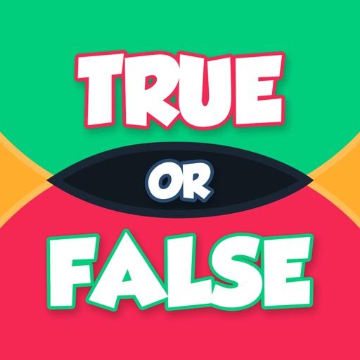 Download True or False:Trivia Questions free for iPhone, iPod and iPad