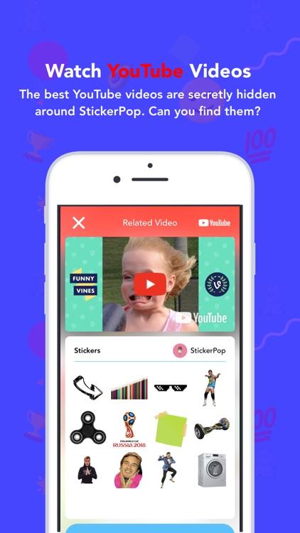 StickerPop Stickers screenshot-3