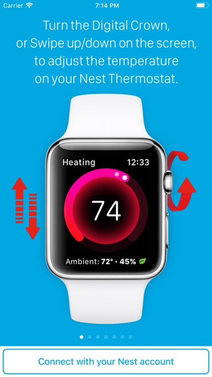 Thermo Watch for Nest®