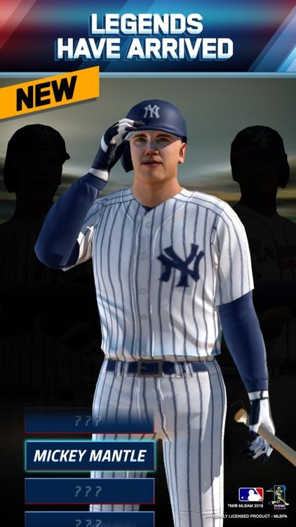 MLB Tap Sports Baseball 2018 screenshot-0
