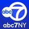 App Icon for ABC 7 New York App in United Arab Emirates IOS App Store