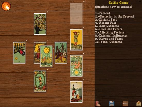 Real Tarot screenshot 8
