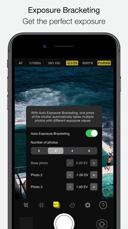 Vistax - Pro Camera screenshot-5