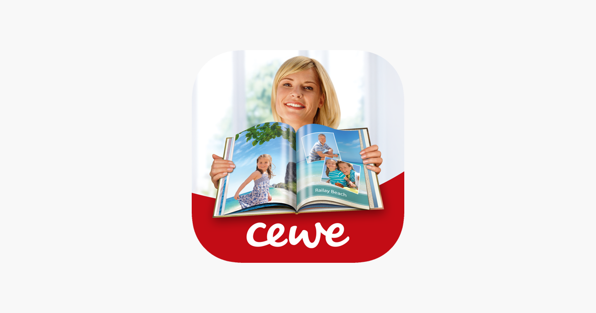 Mon livre photo cewe promotional giveaways