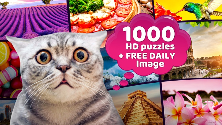 Daily Jigsaw Puzzle For Adults