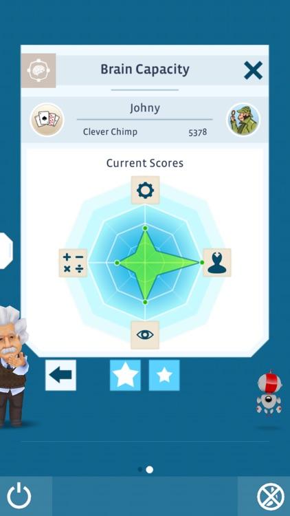 Einstein™ Brain Training HD screenshot-8
