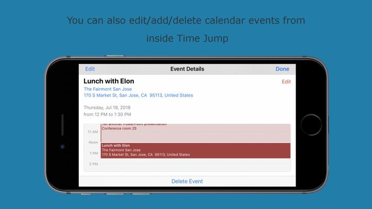 Time Jump - Date Calculator screenshot-8
