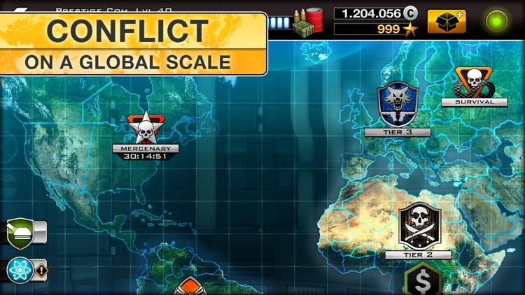 Modern Command screenshot-4