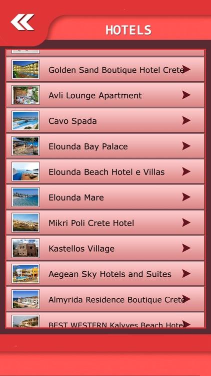 Crete Island Tourism - Guide screenshot-4