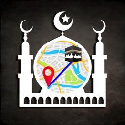 Finder Qibla Direction Compass