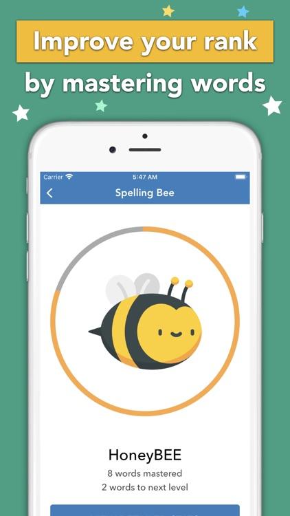 Spellbee: Spelling Bee Games screenshot-6
