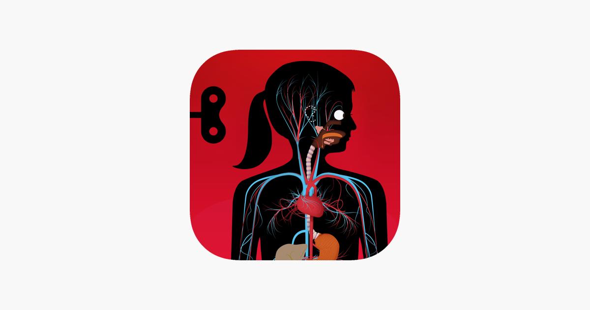 人體構造- Tinybop出品