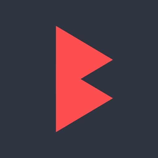 動画保存〜動画クリップをバックグラウンド〜BREMEN