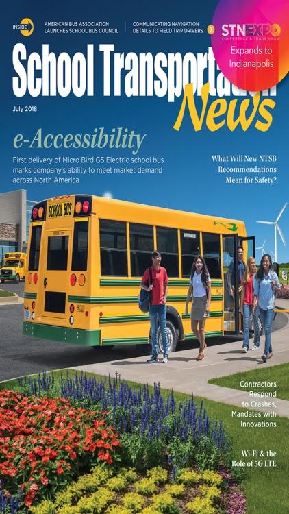 School Transportation News by YUDU Ltd
