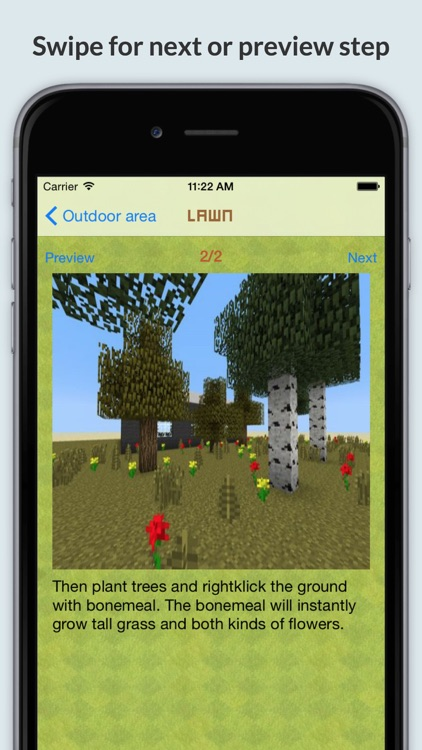 Furniture Guide for Minecraft screenshot-3
