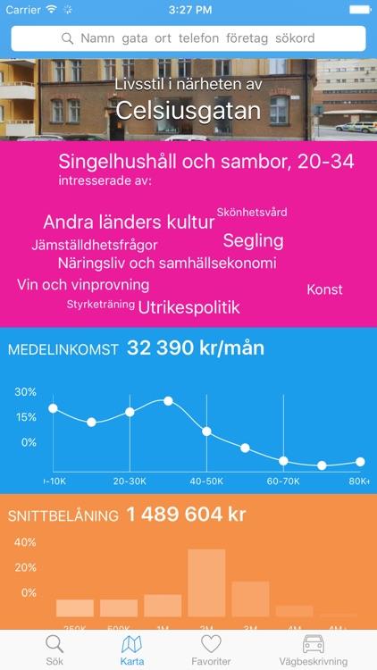 hitta.se screenshot-3