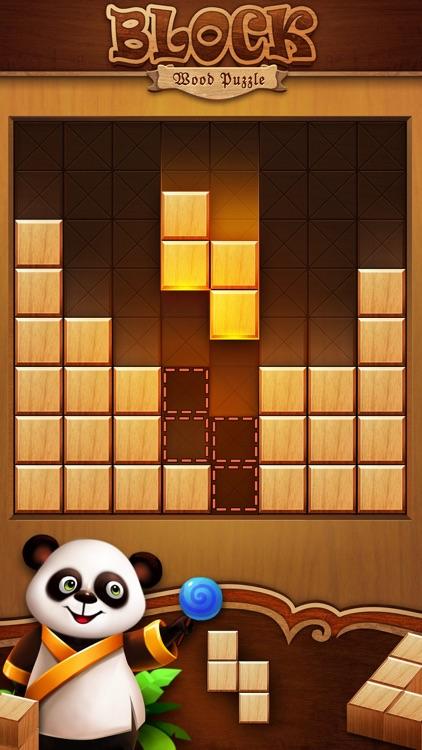 Wood Block Puzzle.