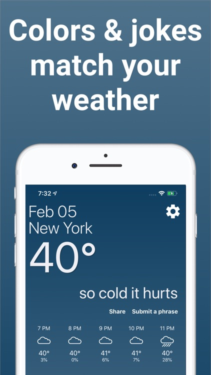 Funny Weather - Rude Forecasts screenshot-3