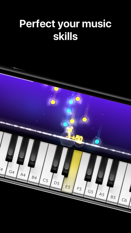 Piano - simply game keyboard screenshot-3