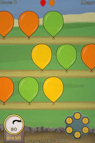 Shooting Balloons Games 2 - náhled