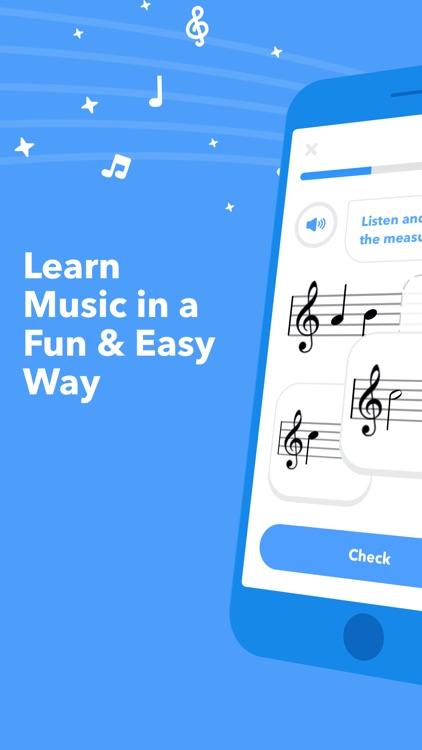 ScoreSkills - Music Made Easy screenshot-0