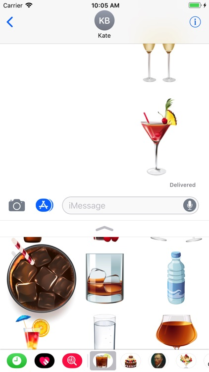 Drinks Party Stickers screenshot-4