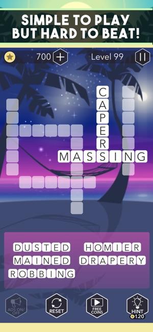 Word Tropics: Crossword Games on the App Store