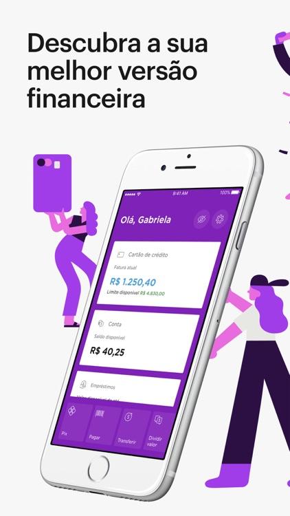 Nubank - Conta e Cartão screenshot-0