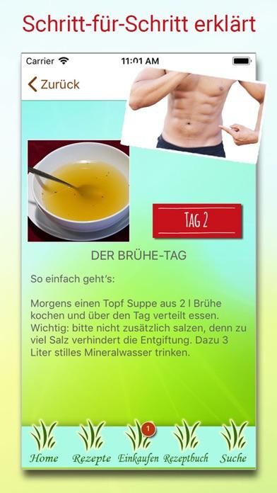 Blitz Diät - Schnell abnehmen screenshot 3