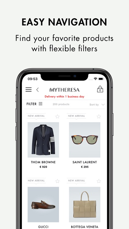 Mytheresa: Exclusive fashion screenshot-5