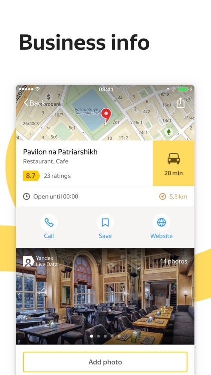 Yandex.Maps screenshot-1