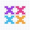 クロス・ステッチ:刺繍図案の作成とパターン・メーカー
