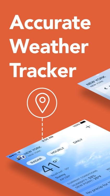 AccuWeather: Weather Widget screenshot-0
