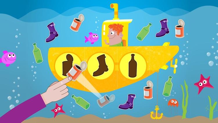 Sorting Puzzles for Kids Full screenshot-3